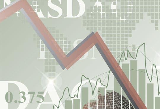 Dow Jones cierra con descenso