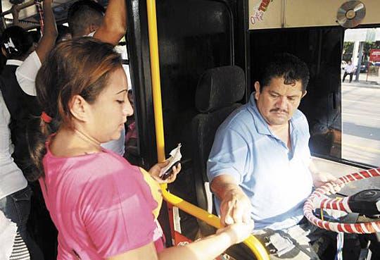 Tarifas de autobuses aumentarán