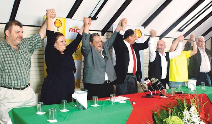 Alianza Patriótica se apunta al PAC
