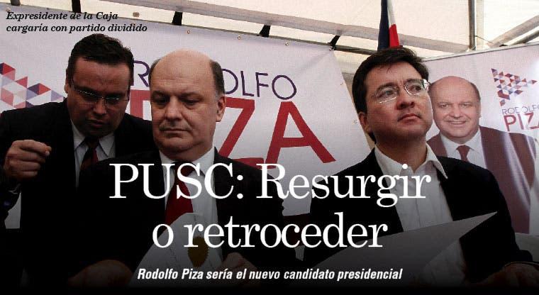 PUSC: Resurgir o retroceder
