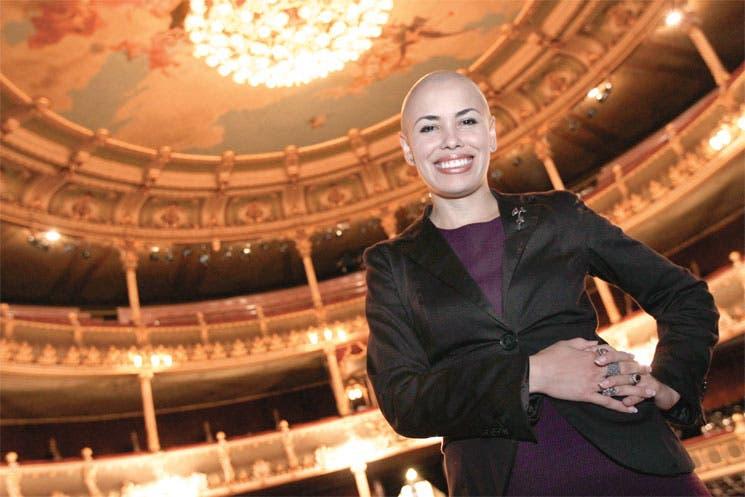 ¡Preséntese en el Teatro Nacional en 2014!