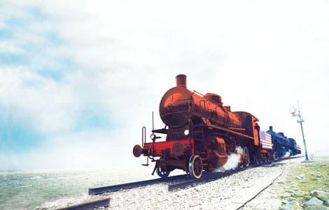 A buscar más locomotoras