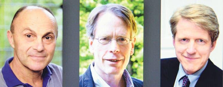 Nobel premia estudios de precios de activos financieros