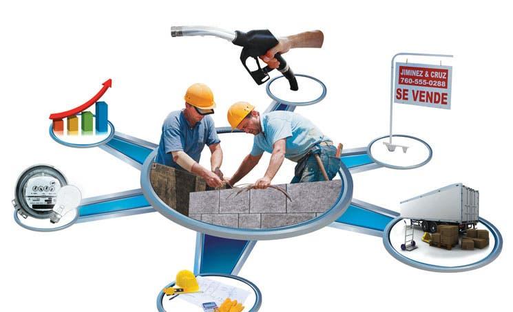 Construcción: Salvavidas para desempleados