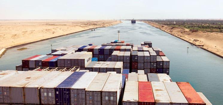 Putin busca ruta para sortear Suez