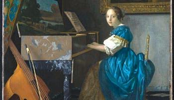 Obras de Vermeer se verán en San Pedro