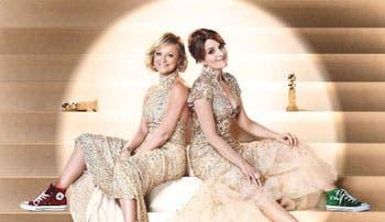 Tina Fey y Amy Poehler presentarán los Globos de Oro