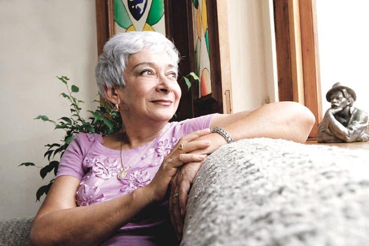 Eugenia Chaverri: una luchadora 100% positiva