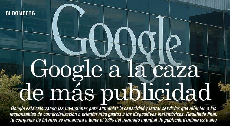 Google a la caza de publicidad
