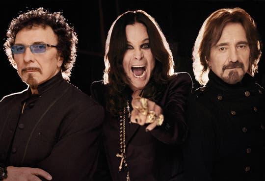 Black Sabbath ya está en el país