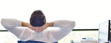 Ambiente libre de estrés en su empresa
