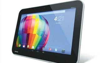 Toshiba lanza dos nuevas tabletas