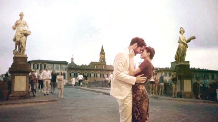 Comedia romántica con el sello de Ferragamo