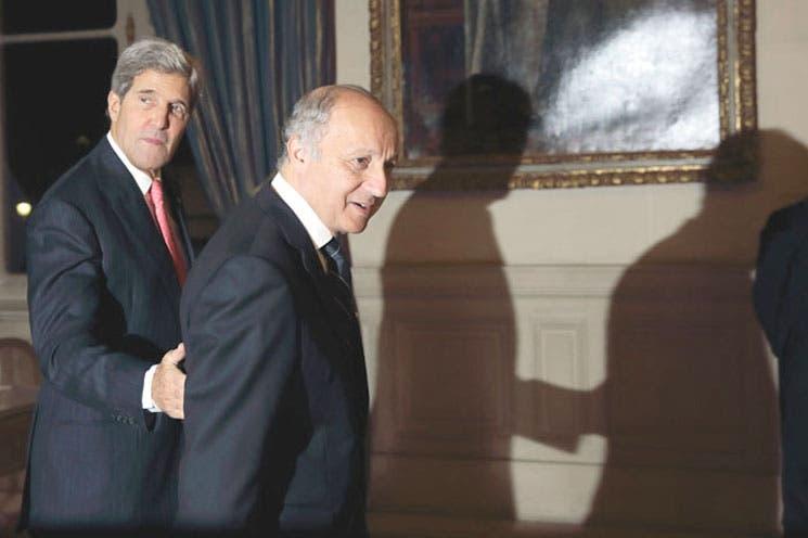 Fabius pide a Kerry explicaciones por espionaje