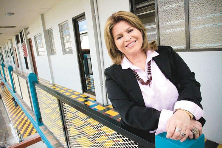 Silvia Bolaños: Mujer de soluciones