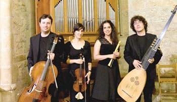 Música barroca resuena en el país