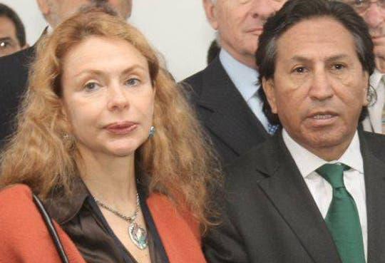 Esposa de expresidente peruano Toledo, admite participación en caso investigado.