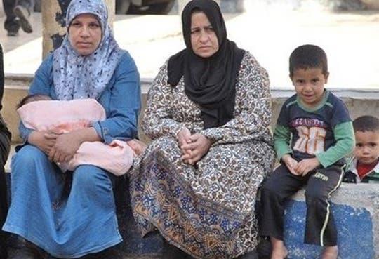 UNICEF dice que la situación de los refugiados sirios es insostenible
