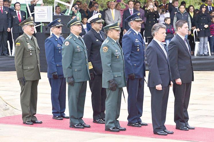 Fuero militar enzarza a Colombia