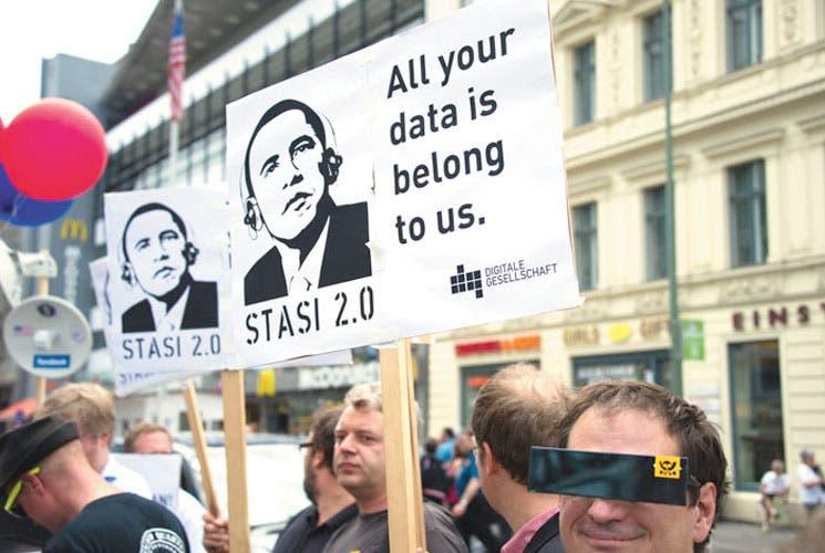 Berlín exige a Washington explicaciones por espionaje