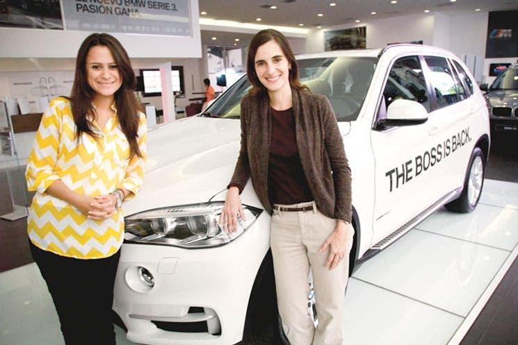 BMW presentó su nuevo premium
