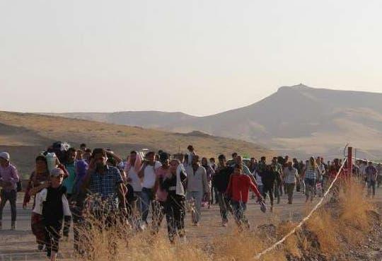 """""""Boicot"""" occidental contra kurdos de Siria"""