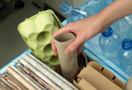 Jornada recupera toneladas de residuo