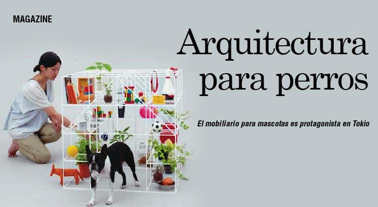 Los mejores arquitectos muestran sus casas para perros