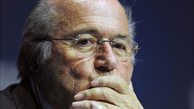 Blatter se disculpa con Cristiano
