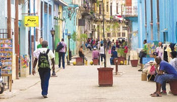 Fuerte condena recibe embargo a Cuba