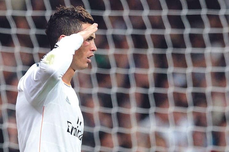 Lluvia de goles en el Bernabéu
