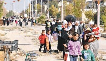 Destruidas plantas de armas químicas en Siria