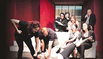 """Teatro La Máscara estrenará """"El juego"""""""