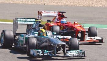 Ferrari correrá por el orgullo