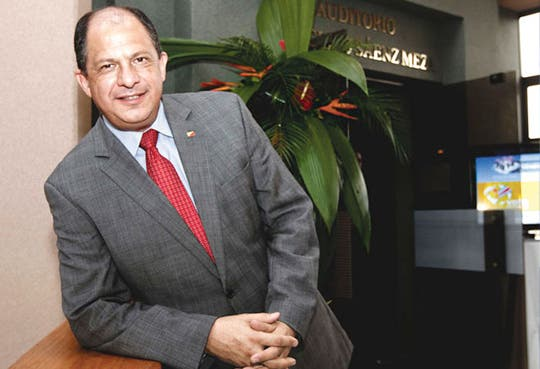 Luis Guillermo Solís, un optimista