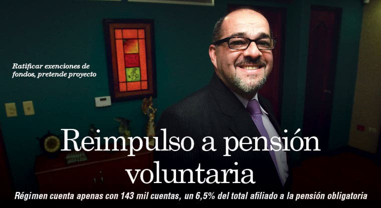 Reimpulso a pensión voluntaria