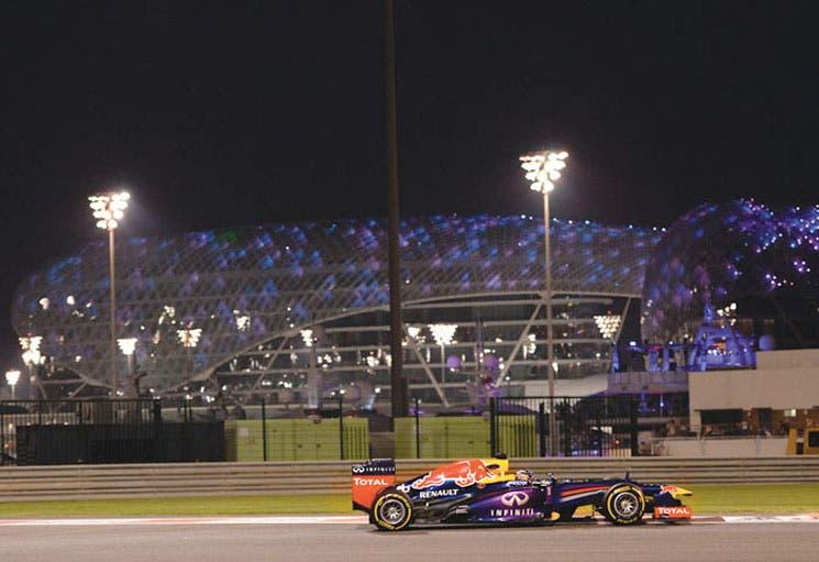 El ritmo de Vettel no decae