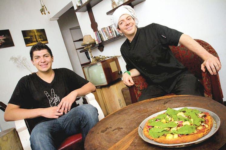 Raví: El arte de la comida vegetariana