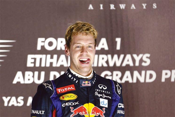 Vettel sigue dominante