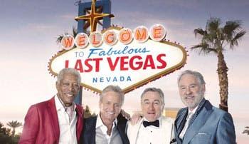 """""""Last Vegas"""": Un reparto estelar para una historia banal"""