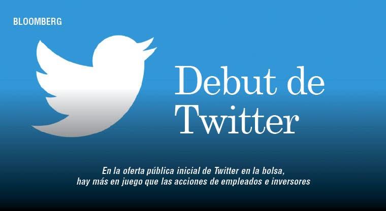 Debut de Twitter marcaría tono de redes sociales