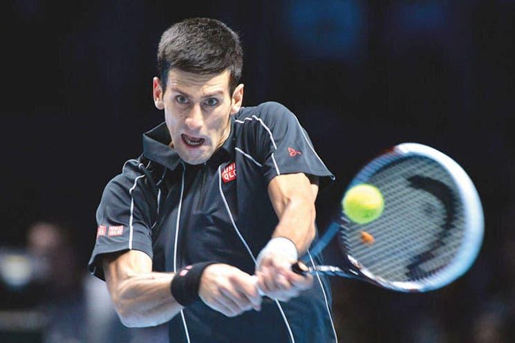 Djokovic y Nadal no fallan