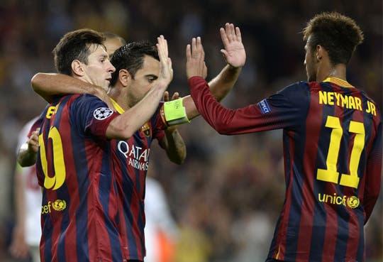 Barça y Atlético clasificados