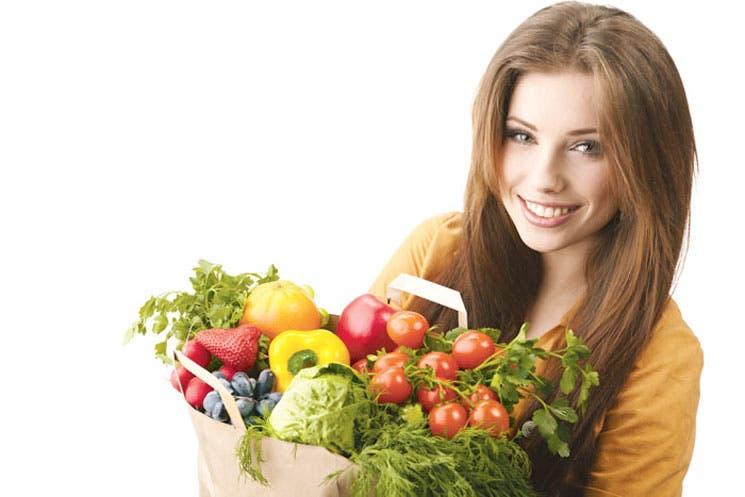 Disfrute una vida saludable