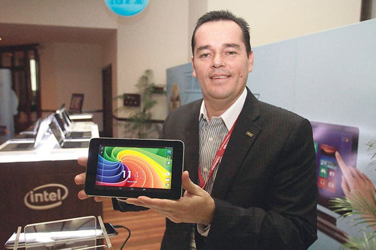 Toshiba presenta productos