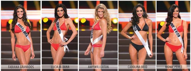 Bellas del Universo competirán por la corona en Moscú