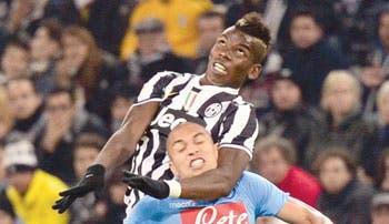 Juventus acecha a Roma