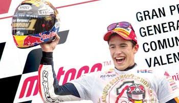 Márquez campeón mundial