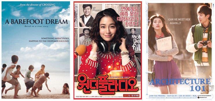Corea conquista el Cine Magaly