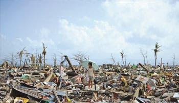Tifón: Filipinas en calamidad y llegó a China y Vietnam